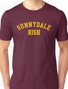 sunnydale high school sweatshirt Unisex T-Shirt