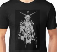 Goatlord Hitlist Grey Unisex T-Shirt