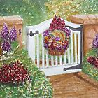 """""""WELCOME TO MY GARDEN"""" by ShireenJackson"""