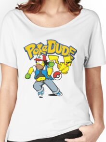 poke dude Women's Relaxed Fit T-Shirt