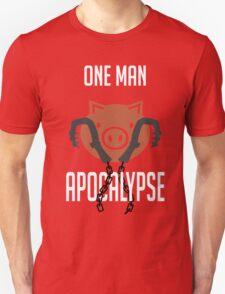 I'm a one man apocalypse Unisex T-Shirt