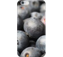 Blueberry Delight.. iPhone Case/Skin