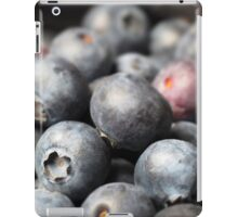 Blueberry Delight.. iPad Case/Skin