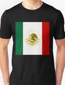 mexican flag - Clean Unisex T-Shirt