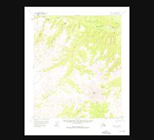 USGS TOPO Map Alaska AK Eagle D-3 355514 1956 63360 Unisex T-Shirt
