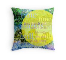 Mundy quote #2 Throw Pillow