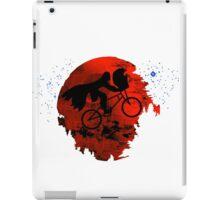 ET and Darth Vader Go Home Design iPad Case/Skin