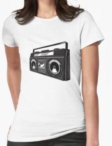 Madbox Design Womens Fitted T-Shirt