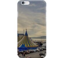 Fairground Sunset iPhone Case/Skin