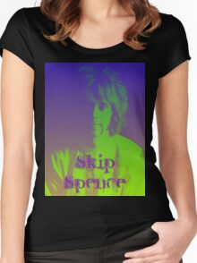 Skip Spence Women's Fitted Scoop T-Shirt
