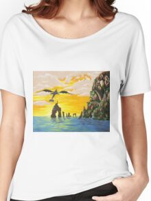 How to train your Dragon Fanart Women's Relaxed Fit T-Shirt