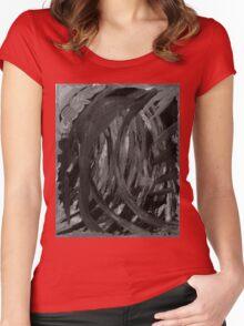 spiketi Women's Fitted Scoop T-Shirt