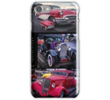 Vintage & Classic Cars iPhone Case/Skin