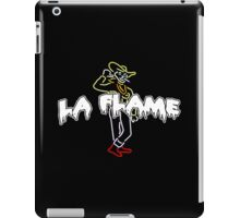 Travis Scott La Flame Dripping Logo iPad Case/Skin