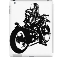 Girlmoto iPad Case/Skin