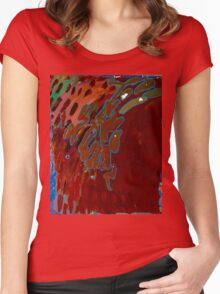 Shook Tiel Women's Fitted Scoop T-Shirt