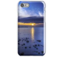 Oceanside Sunset iPhone Case/Skin