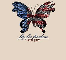 fly for freedom,4th july Unisex T-Shirt