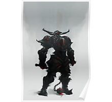 The Black Knight Poster