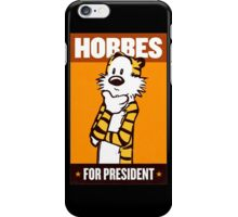 vote president iPhone Case/Skin