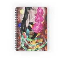 Strange Beauty Spiral Notebook