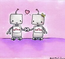 Robot Love by MaryOfExeter