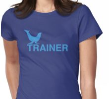 Sea Lion Trainer Womens Fitted T-Shirt
