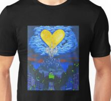 Kingdom Hearts The world that never was Unisex T-Shirt