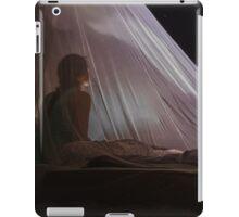 sleeping under the stars iPad Case/Skin