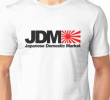 Japanese Domestic Market JDM (2) Unisex T-Shirt