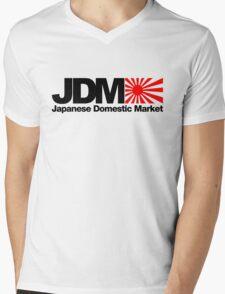 Japanese Domestic Market JDM (2) Mens V-Neck T-Shirt