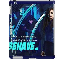 Killjoys - Dutch iPad Case/Skin