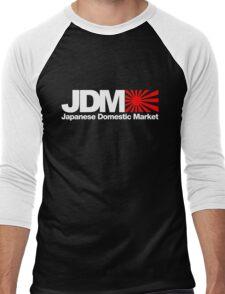 Japanese Domestic Market JDM (3) Men's Baseball ¾ T-Shirt