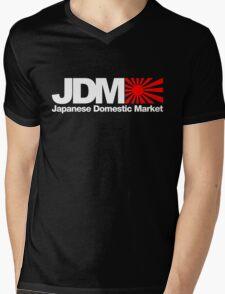 Japanese Domestic Market JDM (3) Mens V-Neck T-Shirt