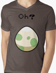 Pokemon Egg Shirt Mens V-Neck T-Shirt