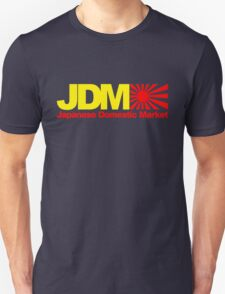 Japanese Domestic Market JDM (4) Unisex T-Shirt