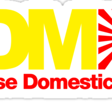 Japanese Domestic Market JDM (4) Sticker