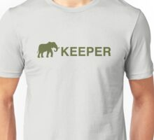 Elephant Keeper Unisex T-Shirt