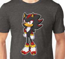 Mini Shadow The Hedgehog Unisex T-Shirt