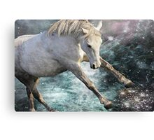 Tilly In The Sky With Diamonds Canvas Print