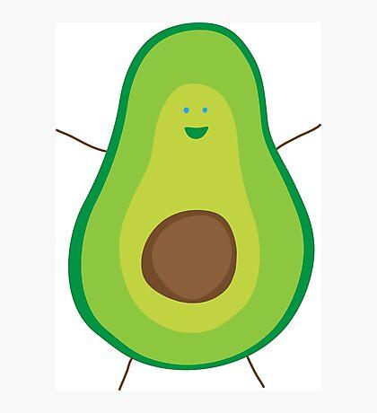Avocado! Photographic Print