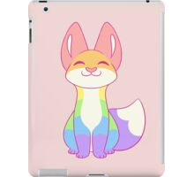 Gay Pride Fox iPad Case/Skin