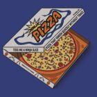 Ninja Pizza - Leader by BanzaiDesigns