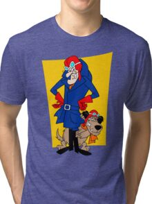 Dastardly & Muttley Tri-blend T-Shirt