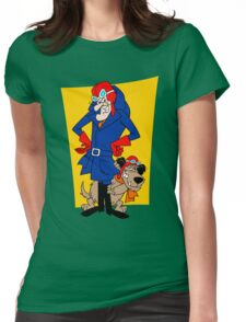 Dastardly & Muttley Womens Fitted T-Shirt