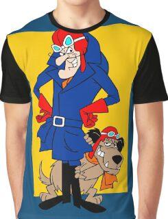 Dastardly & Muttley Graphic T-Shirt
