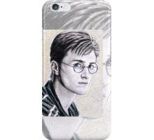 Daniel Radcliffe miniature DR2 iPhone Case/Skin