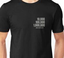 Money Never Sleeps Unisex T-Shirt