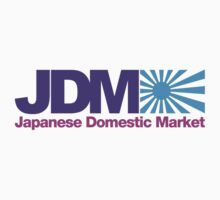 Japanese Domestic Market JDM (7) by PlanDesigner