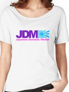Japanese Domestic Market JDM (7) Women's Relaxed Fit T-Shirt